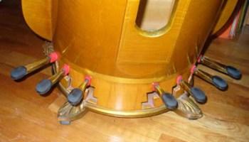 pedali arpa