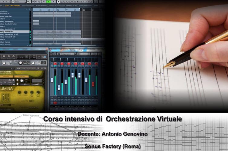 Corso intensivo di orchestrazione virtuale